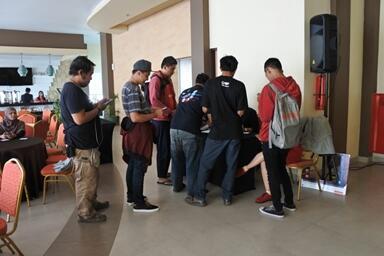 [FR] Keseruan Acara Bukber Kaskus Erye with XL Kaskuser #JADIBISA silaturahmi