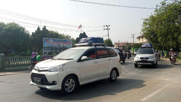 Wus...Jalur Mudik Lampung-Sumsel-Jambi Mulus dan Aman