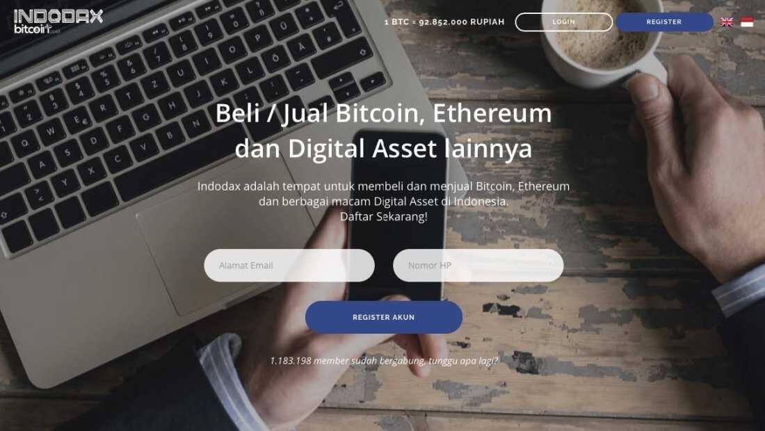 Cryptocurrency Akan Diresmikan ?