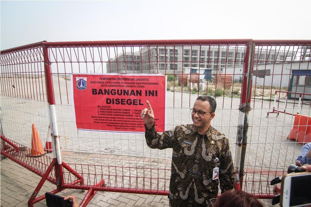 Anies Baswedan tak Tertarik Bahas Pilpres