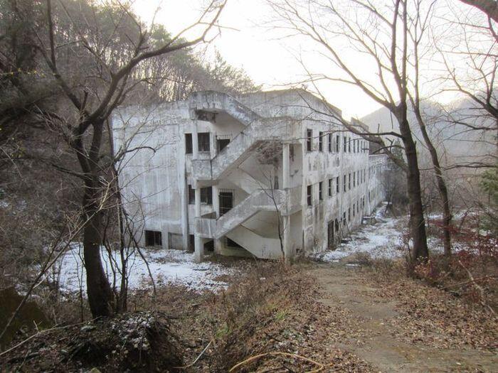 Rumah Sakit Jiwa Gonjiam, Salah Satu Tempat Terseram di Korea Selatan