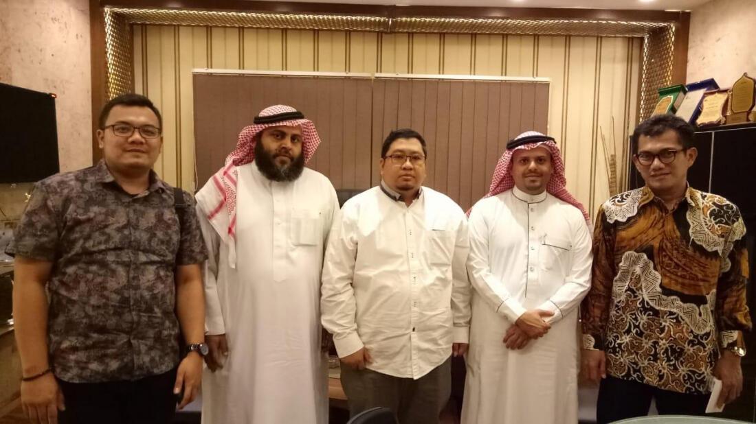 Kemenag dan Komite Umrah Saudi Bahas Sinergi Pengawasan