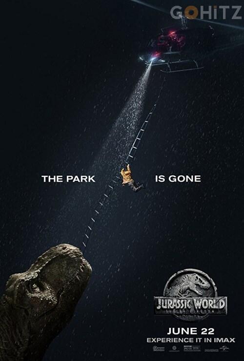 Jurassic World: Fallen Kingdom Sangat Menegangkan