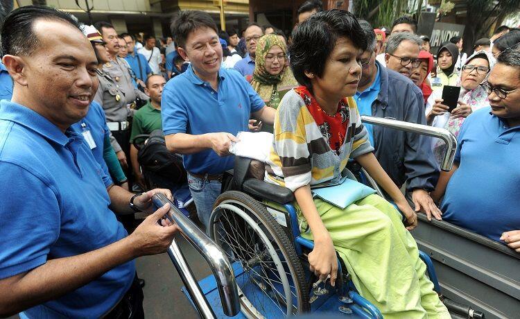 Fasilitas Mudik Belum Mendukung, Penyandang Disabilitas Kecewa