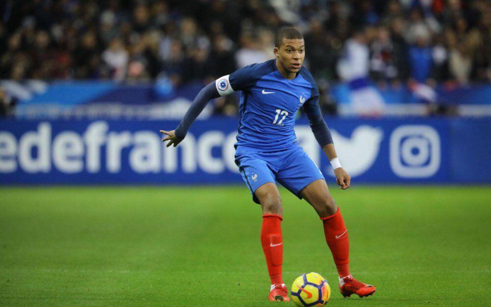 4 Pemain Muda yang Jadi Calon Best Young Player Piala Dunia 2018