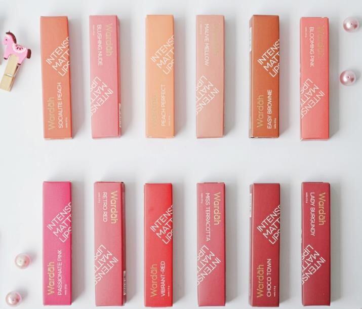 Di Bawah Rp 50 ribu, 5 Rekomendasi Lipstik Matte Ini Nyaman di Bibir!