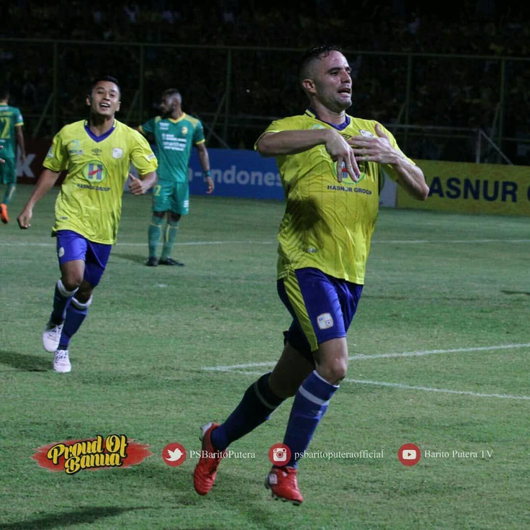 Benamkan Sriwijaya FC, Barito Putera Tak Bergeming dari Papan Atas