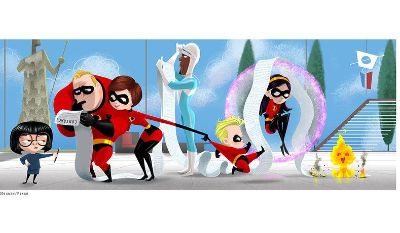 Banyak Kejutan, 7 Alasan 'Incredibles 2' Lebih Seru dari Sebelumnya