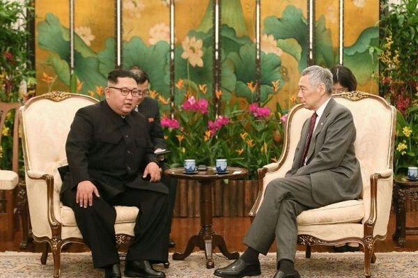 Jelang Pertemuan dengan Trump, Kim Jong-un Telah Tiba di Singapura
