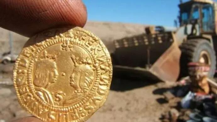 Penemuan Kapal Raksasa Purbakala di Gurun, Begitu Lihat Bagian Dalam Semakin Takjub!