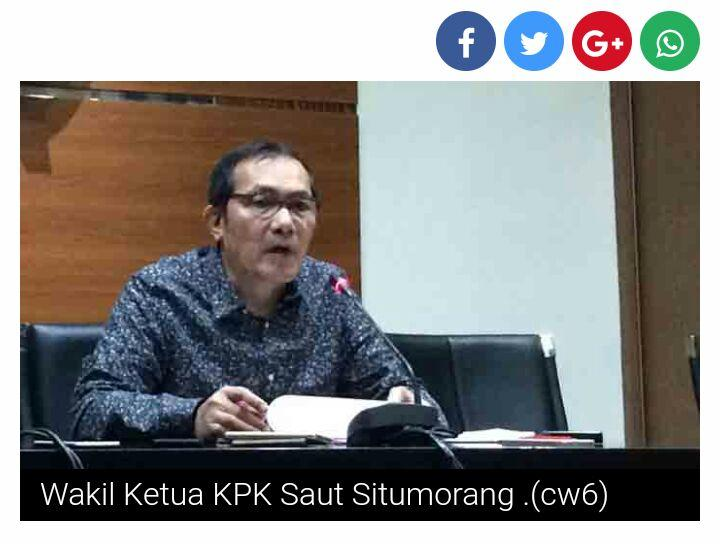 Tangkapi Kader PDIP Dinilai Politis, KPK: Kalau Debat di Pengadilan Saja