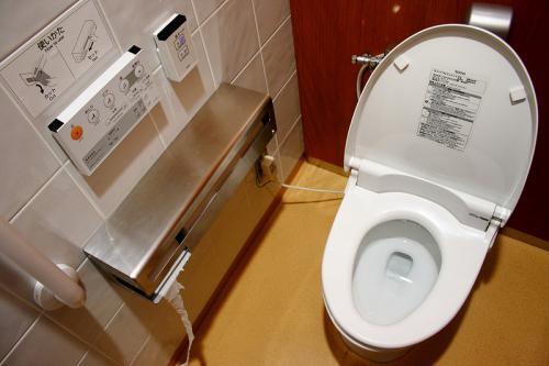 Fun Fact Seputar Toilet Umum Di Jepang