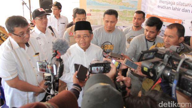 Spanduk Lebaran Lancar Berkat Jokowi, Sohibul Iman: Silahkan Klaim