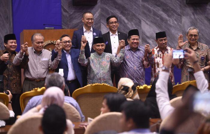 Wacana Amien Rais maju sebagai calon presiden