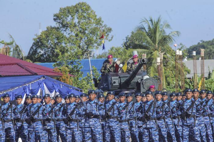 Kekuatan militer Indonesia masih nomor satu di Asia Tenggara