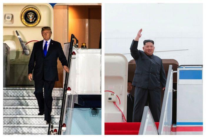 Jelang pertemuan Kim dan Trump di Singapura