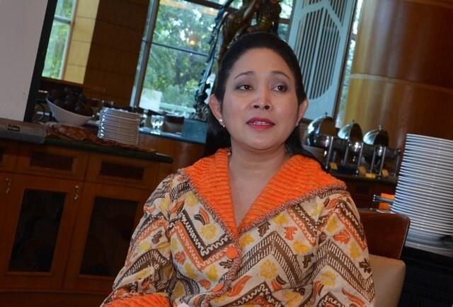 Titiek Soeharto Merapat ke Partai Berkarya