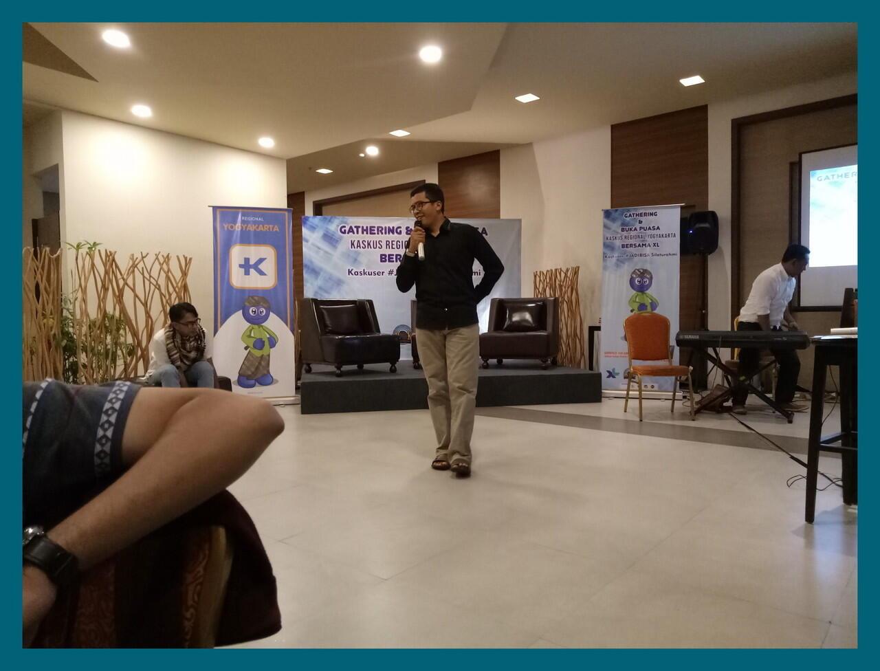 [FR] Kebersamaan Kaskuser Erye With XL #JadiBisaSilaturahmi