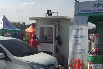 Gempar...Toyota Calya Isi BBM Sampai 50 Liter Di SPBU, Pertamina Minta Maaf