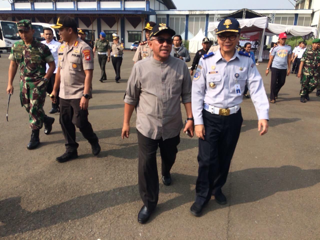 30 Bus Mudik Gratis 2018 Berangkat dari Depok