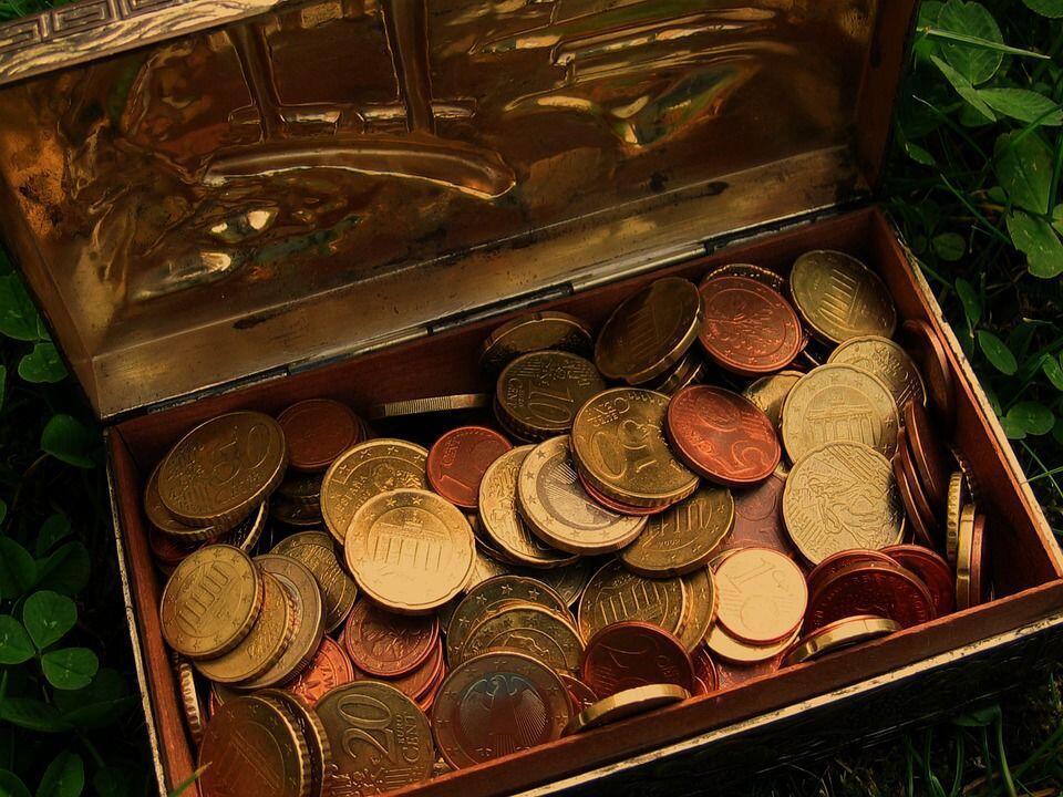 Tumpukan Koin Kuno Senilai Rp 1,6 Miliar Ditemukan di Rumah Kosong