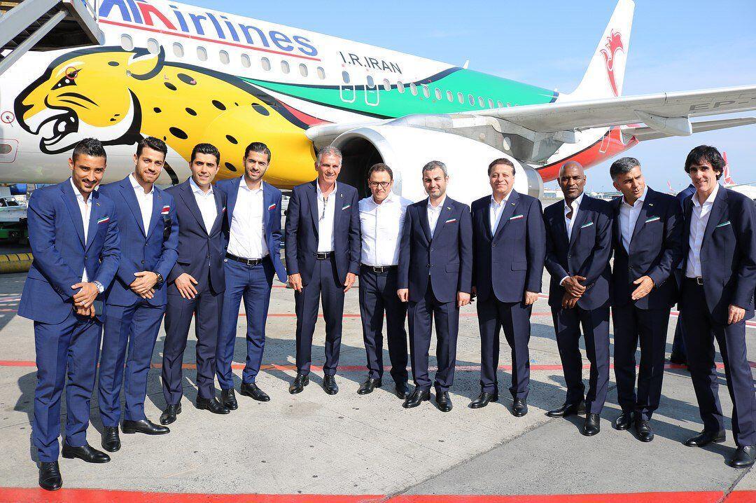 Profil Tim Piala Dunia 2018: Optimisme Iran