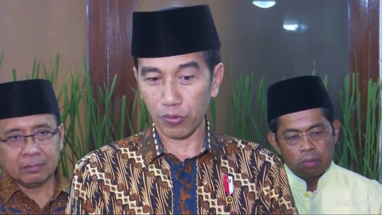 Jokowi Ungkap Alasan MundurYudi Latif dari BPIP