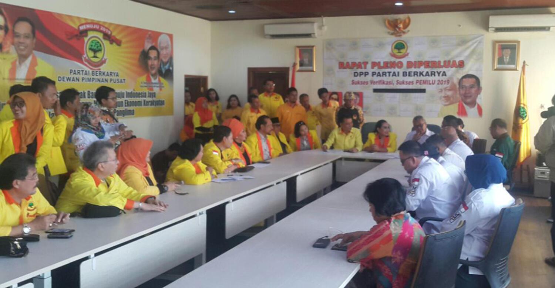 Gabung Partai Berkarya, Titiek Soeharto Tinggalkan DPR