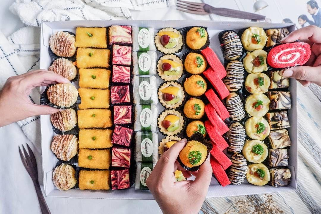 10 Ide Makanan Praktis untuk Dijadikan Hantaran Lebaran, Pasti Suka!