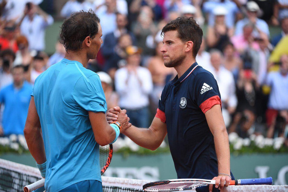 Tampil Dominan, Nadal Kembali Raih Prancis Terbuka 2018 ke-11