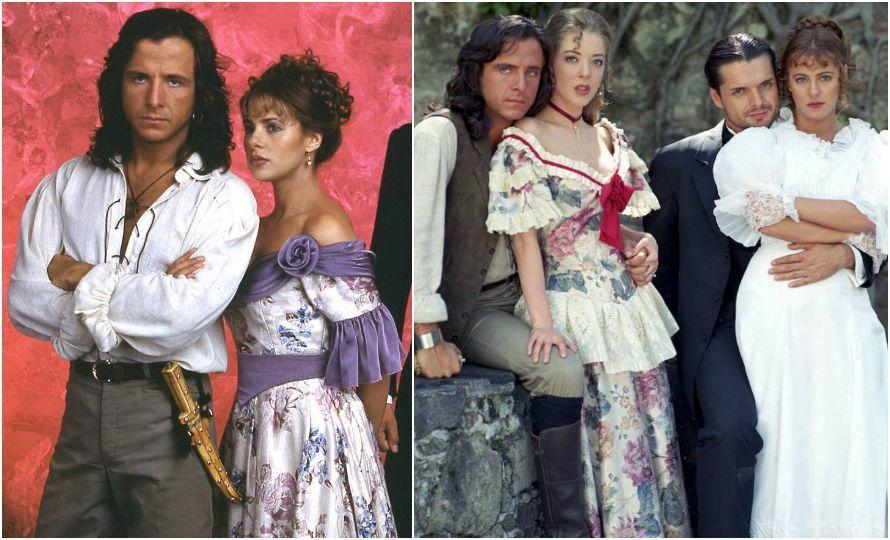 6 Telenovela Lawas Ini Hits di Era 90an, Kamu Pernah Nonton?