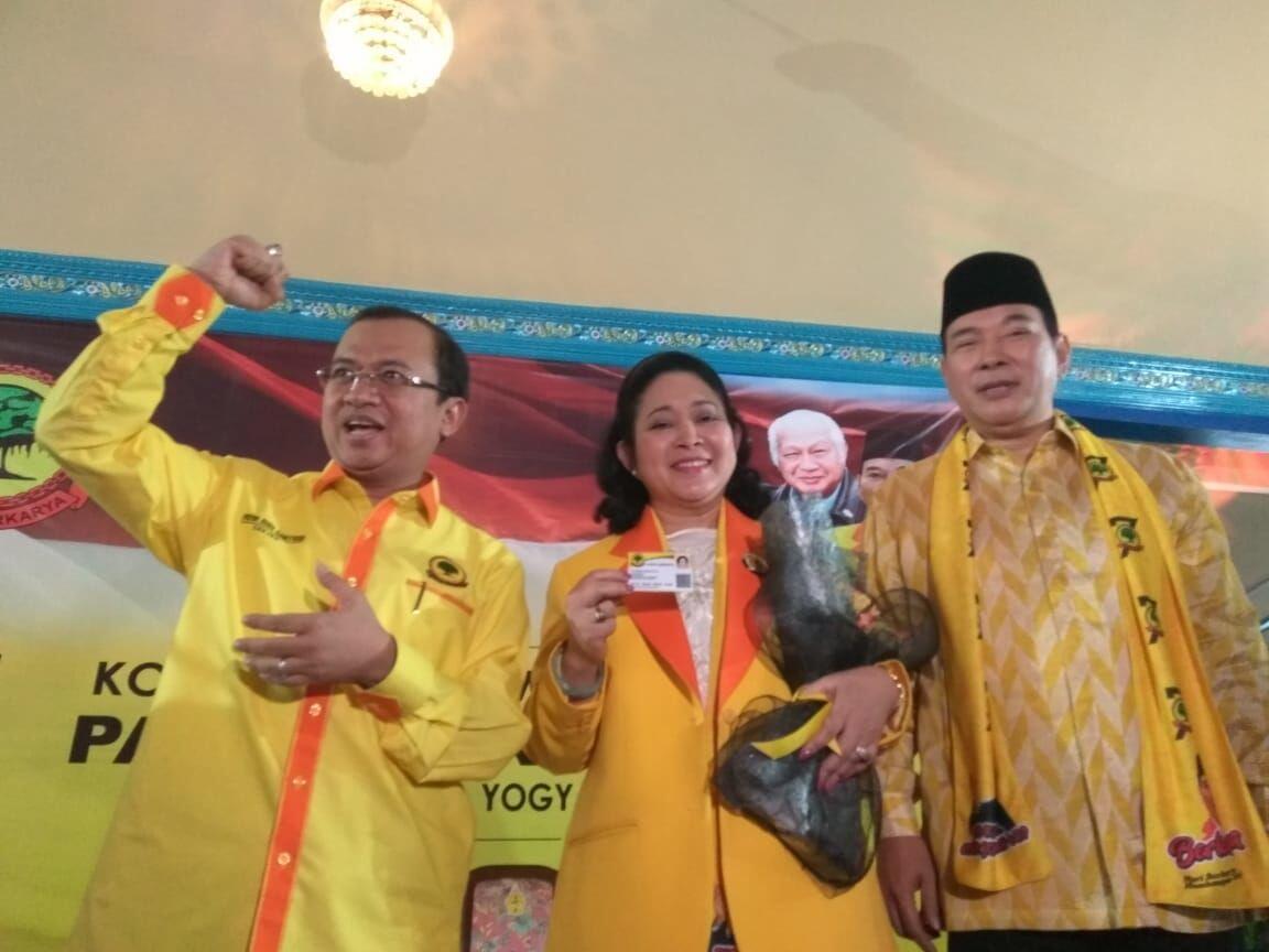 Titiek Soeharto ke Partai Berkarya: Hasrat Cendana Kembali Berpolitik