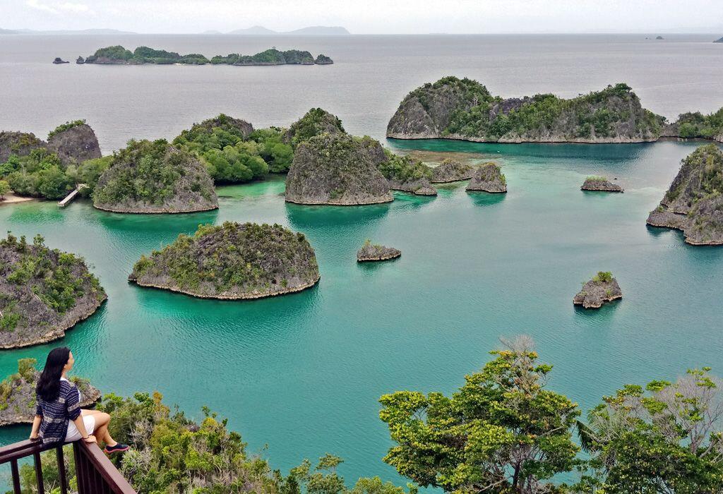10 Spot Cantik Buat Habiskan Libur Lebaran di Raja Ampat