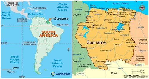 [RATW] Merayakan Lebaran Bersama Orang Jawa di Suriname