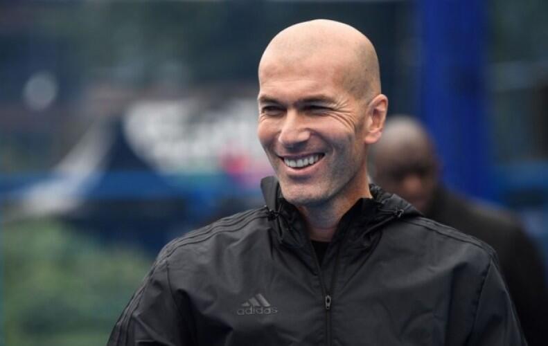 Zidane Bantah Tinggalkan Madrid Demi Timnas Prancis