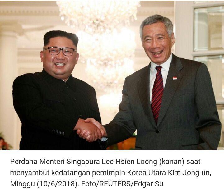 Alasan Singapura Dipilih Jadi Lokasi Pertemuan Trump-Kim Jong-un