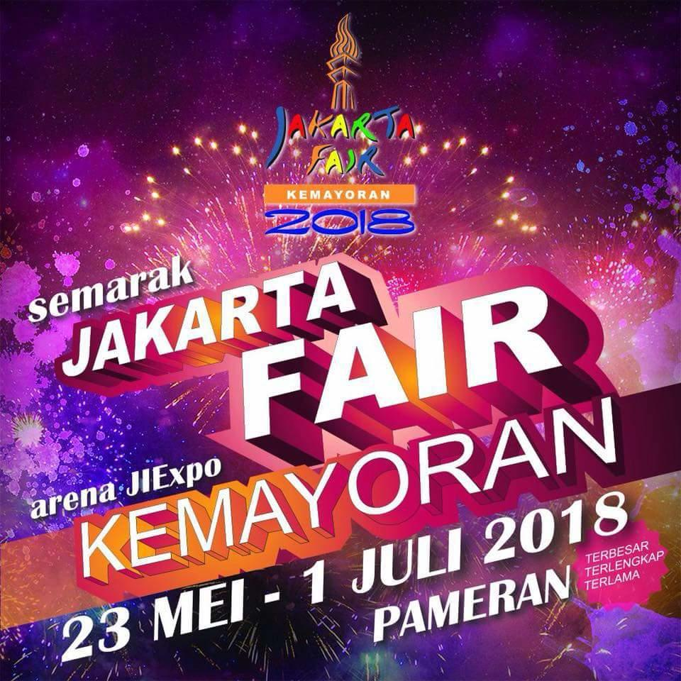 4 Hal Yang Biasa Orang-orang Lakukan Di Pekan Raya Jakarta (PRJ)