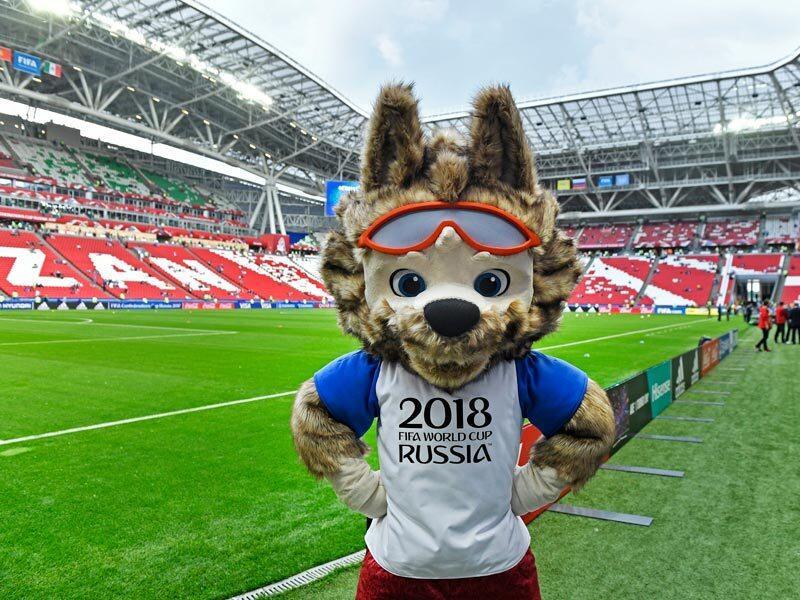 Fakta unik FIFA World Cup Russia 2018, Padahal Belum Dimulai