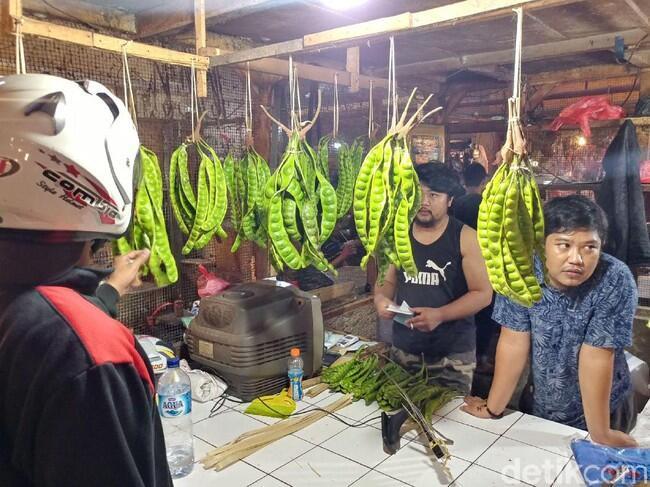 Harga Petai di Bandung Semakin 'Semerbak' Rp 300 Ribu Per Kg