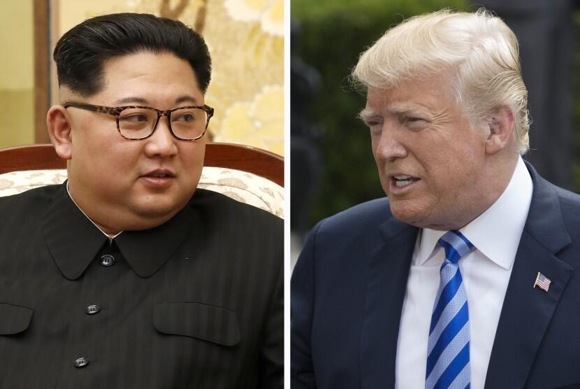 Pertemuan Bersejarah Antara Kim dan Trump akankah mengubah KORUT?