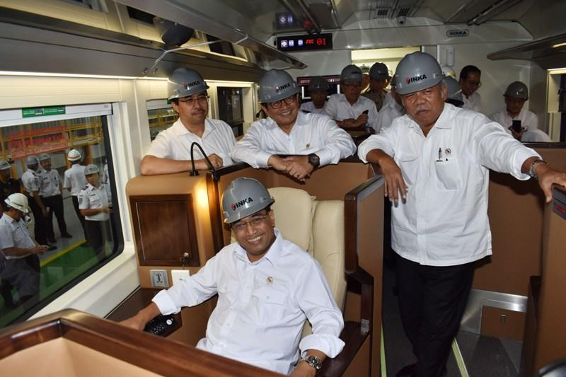 Kereta Sleeper Siap Jalankan Empat Jadwal Keberangkatan