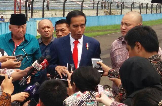 Jokowi Sambut Baik Amien di Pilpres