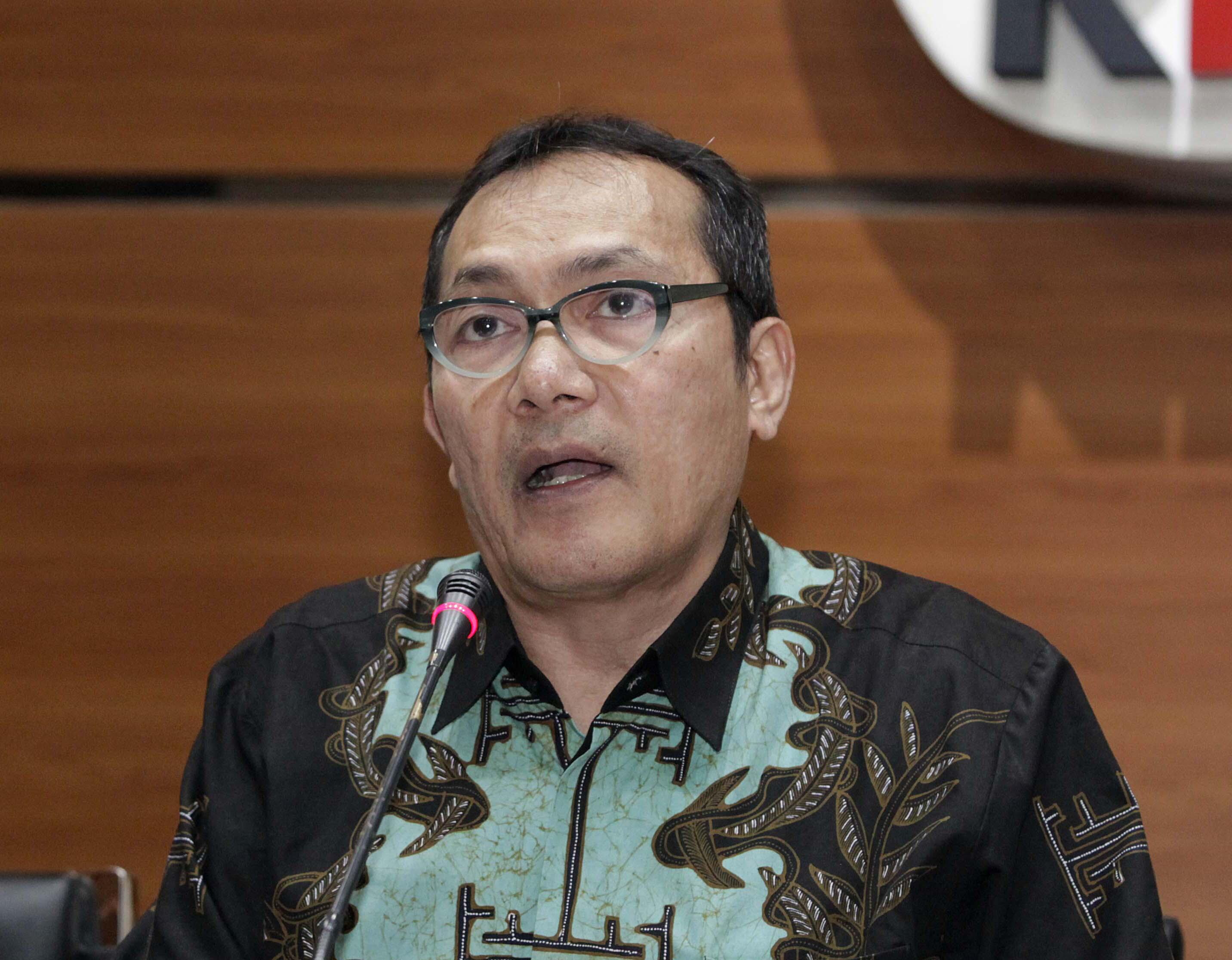 Lebaran, KPK Pantau Kepala Daerah
