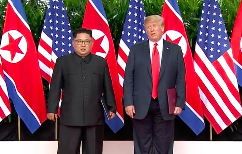 Trump: Kami Menandatangani Dokumen yang Sangat Penting