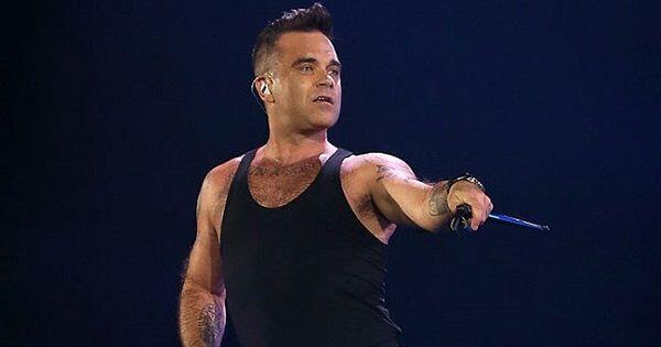 Robbie Williams Akan Tampil di Pembukaan Piala Dunia 2018