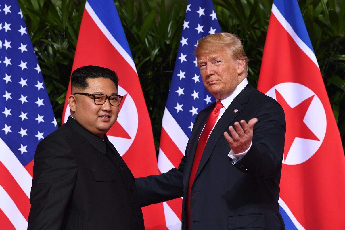 Ini Isi Dokumen Trump dan Kim yang Bocor ke Publik