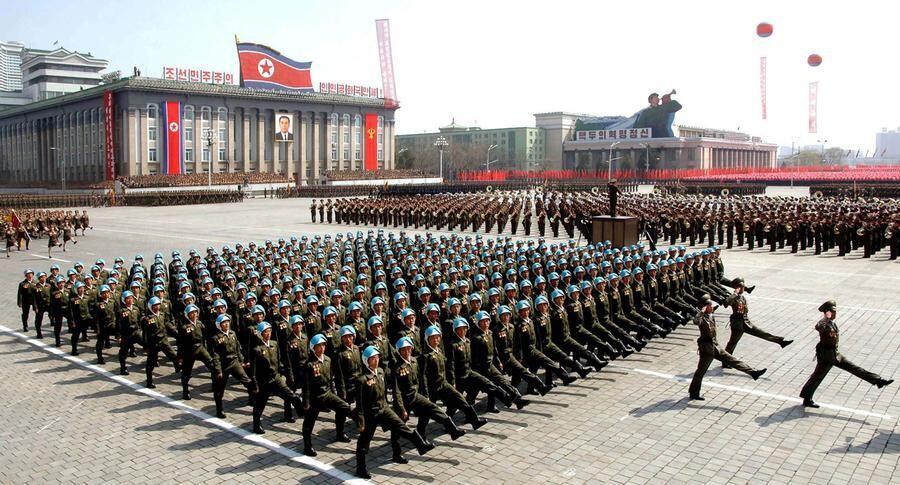 Jika Amerika-Korea Utara Berkoalisi, Begini Kekuatannya