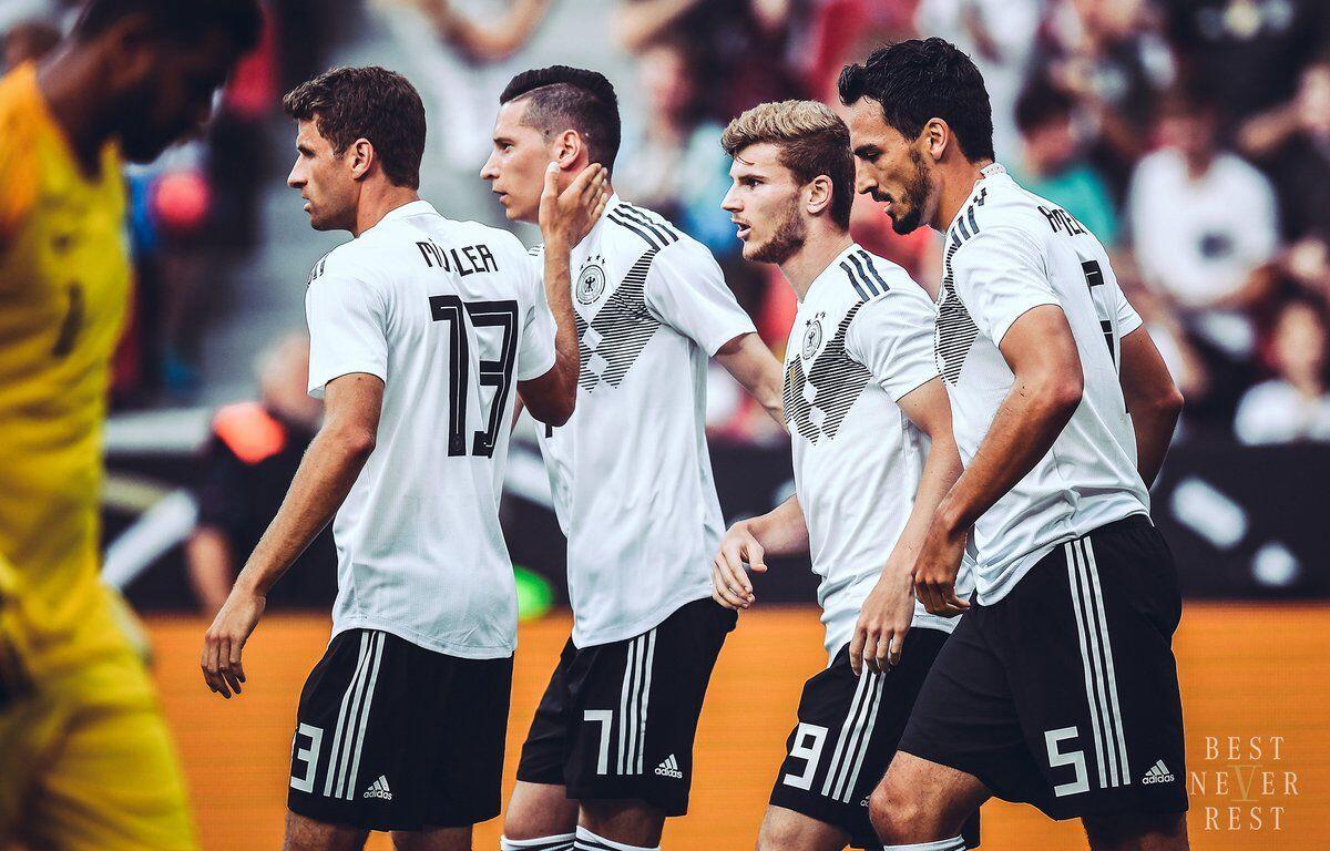 Daftar Lengkap Skuad Resmi Piala Dunia 2018 (Bagian 2-Selesai)