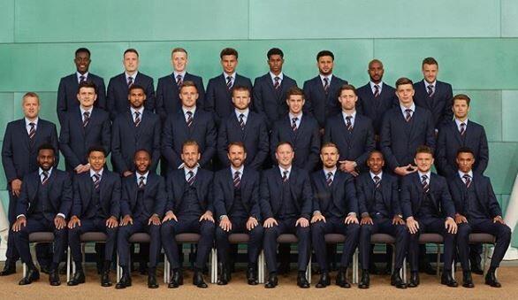 Profil Tim Piala Dunia 2018: Potensi Anak Muda Timnas Inggris