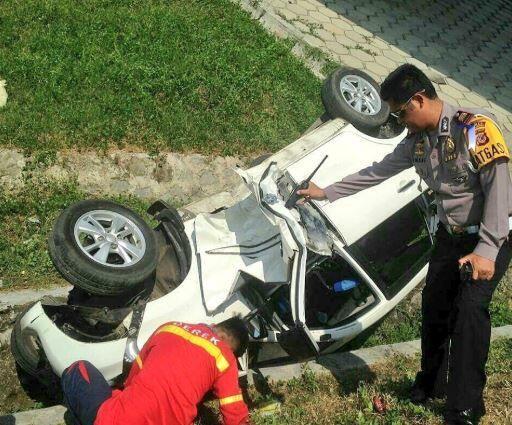 LINIMASA: Daftar Kecelakaan Arus Mudik 2018
